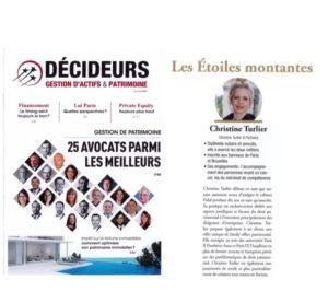 Avocat Droit Patrimonial Paris